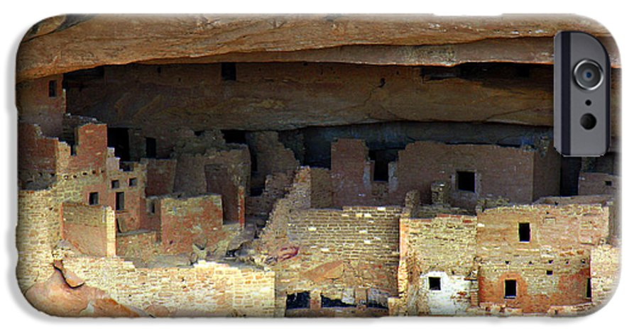 Americana IPhone 6 Case featuring the photograph Mesa Verde by Marilyn Hunt