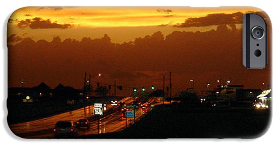 Landscape IPhone 6 Case featuring the photograph Missouri 291 by Steve Karol