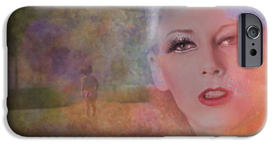Woman IPhone 6 Case featuring the photograph Mystic Woman by Jeff Burgess