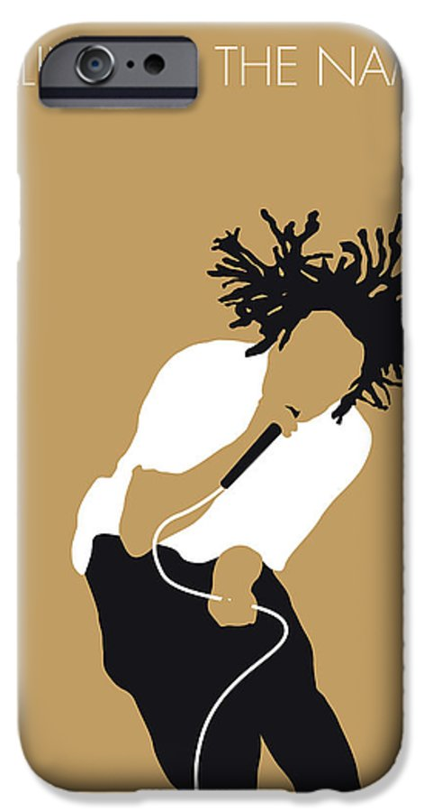No100 My Rage Against The Machine Minimal Music Poster IPhone 6 Case