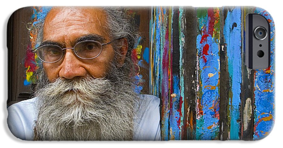 Architecture IPhone 6 Case featuring the photograph Orizaba Painter by Skip Hunt