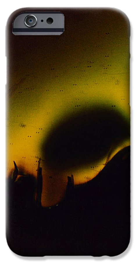 Abstract IPhone 6 Case featuring the photograph Ormand by David Rivas