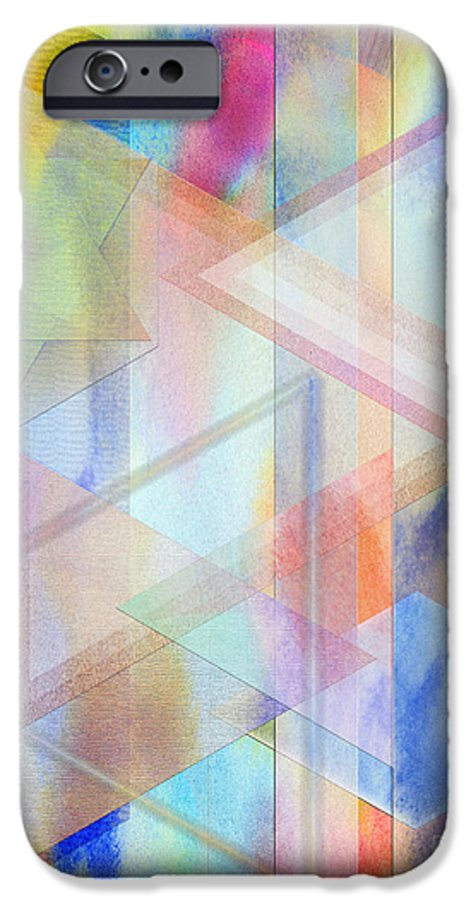 Pastoral Moment IPhone 6 Case featuring the digital art Pastoral Moment by John Beck
