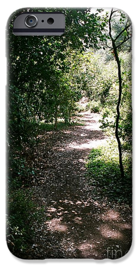 Path IPhone 6 Case featuring the photograph Path by Dean Triolo