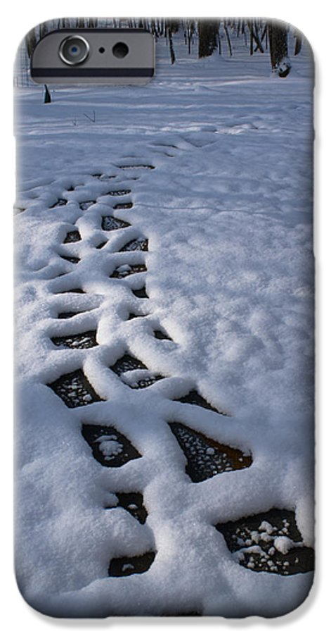 Path IPhone 6 Case featuring the photograph Path by Douglas Barnett