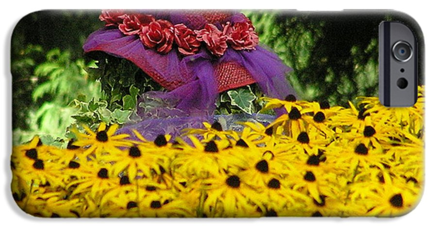 Red Hat IPhone 6 Case featuring the photograph Red Hat Parade by Louise Magno