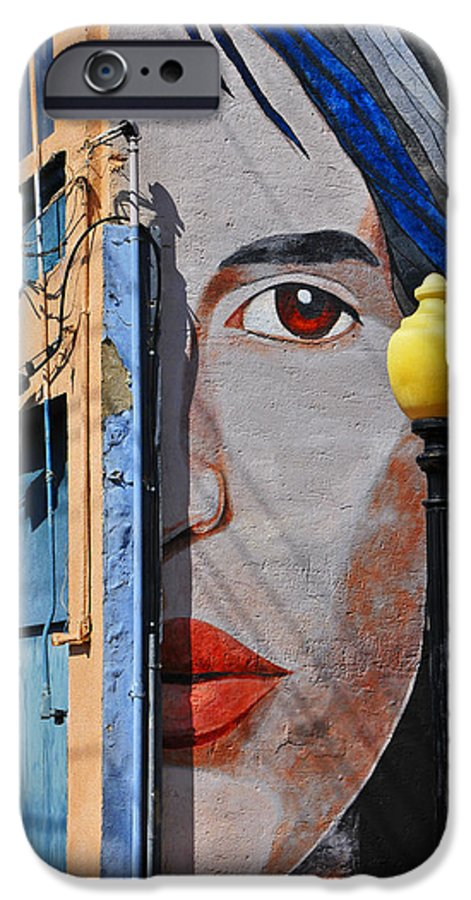 Skip Hunt IPhone 6 Case featuring the photograph Redeye by Skip Hunt