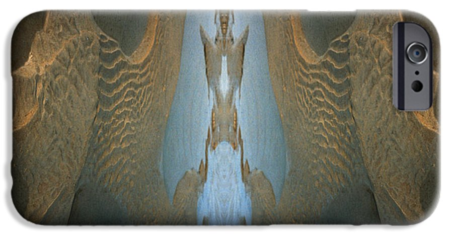 Rocks IPhone 6 Case featuring the photograph Rock Gods Seabird Of Old Orchard by Nancy Griswold