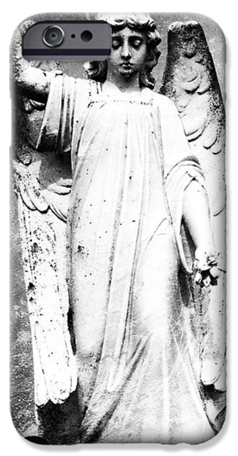 Roscommon IPhone 6 Case featuring the photograph Roscommon Angel No 2 by Teresa Mucha