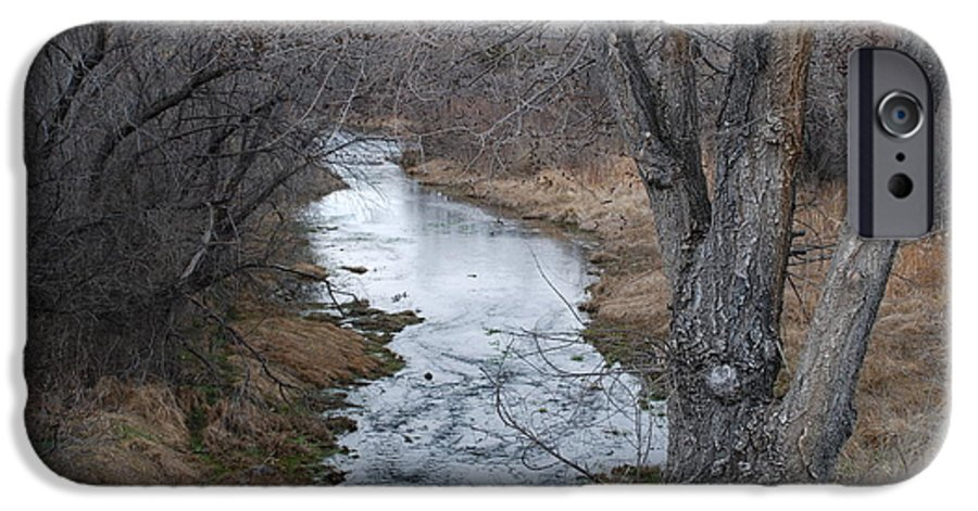 Santa Fe IPhone 6 Case featuring the photograph Santa Fe River by Rob Hans