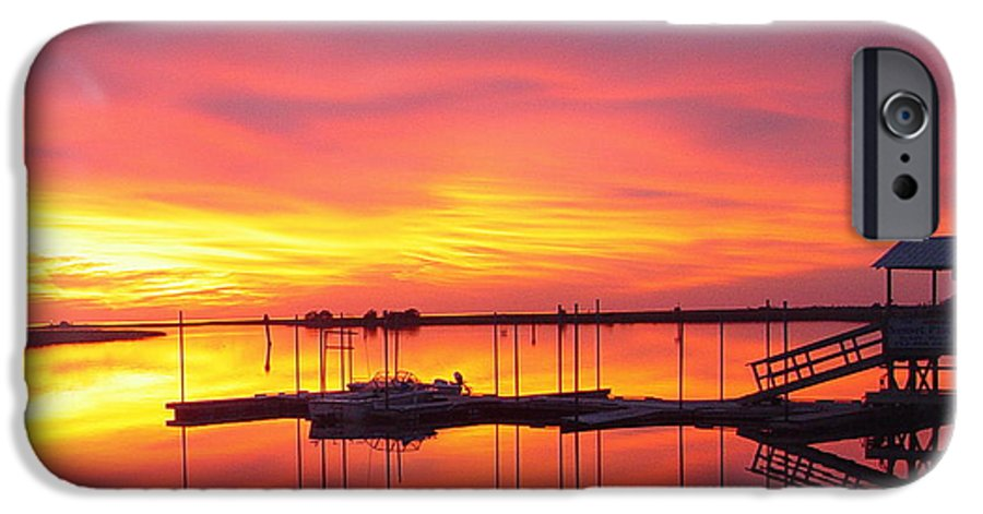 Sunsets IPhone 6 Case featuring the photograph Seeing Is Believing by Debbie May