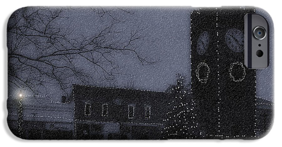 Night IPhone 6 Case featuring the photograph Silent Night by Kenneth Krolikowski