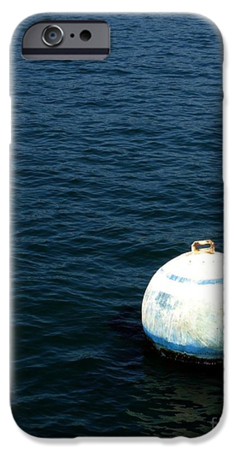 Seascape IPhone 6 Case featuring the photograph Sit And Bounce by Shelley Jones
