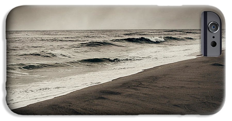 Ocean IPhone 6 Case featuring the photograph Spending My Days Escaping Memories by Dana DiPasquale