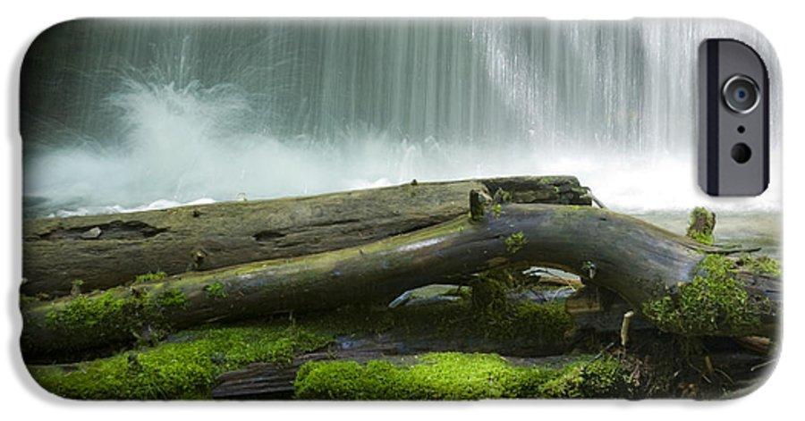 Idaho IPhone 6 Case featuring the photograph Splash by Idaho Scenic Images Linda Lantzy
