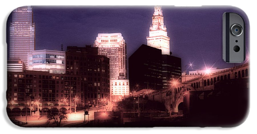 Cleveland IPhone 6 Case featuring the photograph Standing Tall by Kenneth Krolikowski