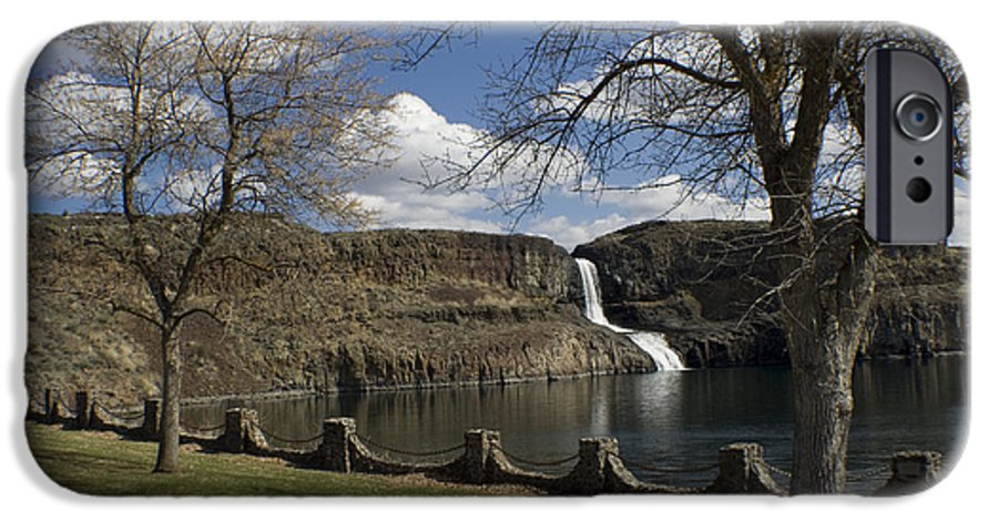 Summer IPhone 6 Case featuring the photograph Summer Falls by Idaho Scenic Images Linda Lantzy