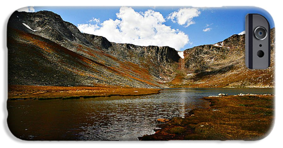 Travel IPhone 6 Case featuring the photograph Summit Lake Colorado by Marilyn Hunt