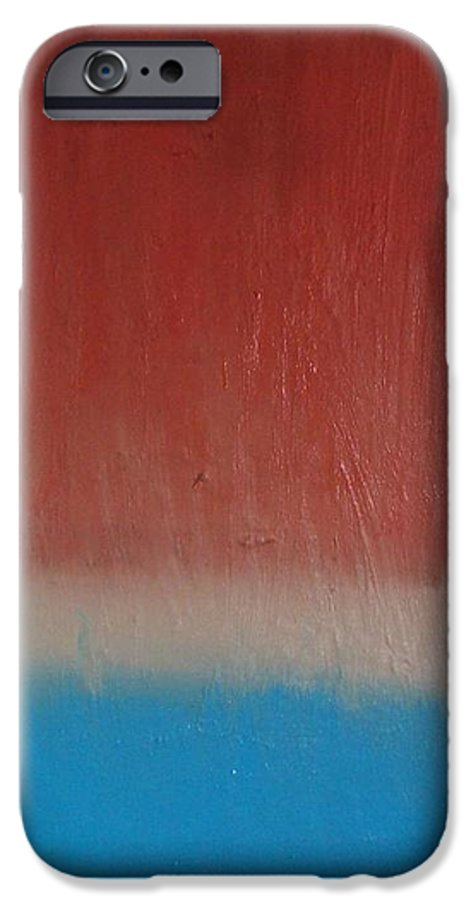 Painting IPhone 6 Case featuring the painting Sun Rise - Sold by Elizabeth Klecker