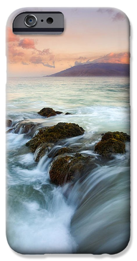 Sunrise IPhone 6 Case featuring the photograph Sunrise Drain by Mike Dawson