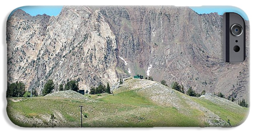 Landscape IPhone 6 Case featuring the photograph Superior by Michael Cuozzo