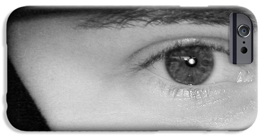 Eyes IPhone 6 Case featuring the photograph The Eyes Have It by Christine Till