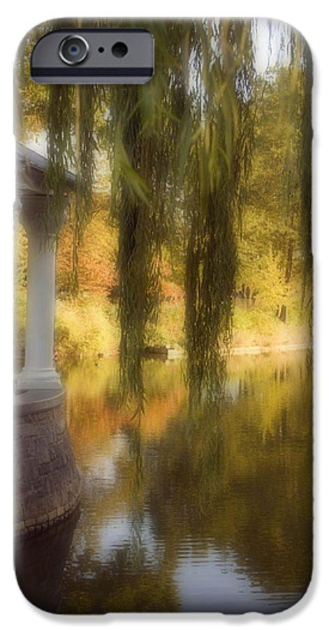 Water IPhone 6 Case featuring the photograph The Gazebo by Ayesha Lakes