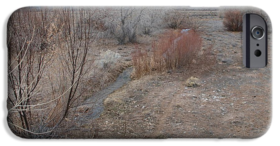 River IPhone 6 Case featuring the photograph The Mighty Santa Fe River by Rob Hans