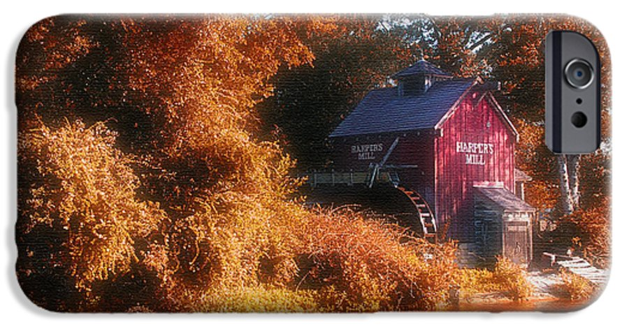 Mill IPhone 6 Case featuring the photograph The Mill by Kenneth Krolikowski