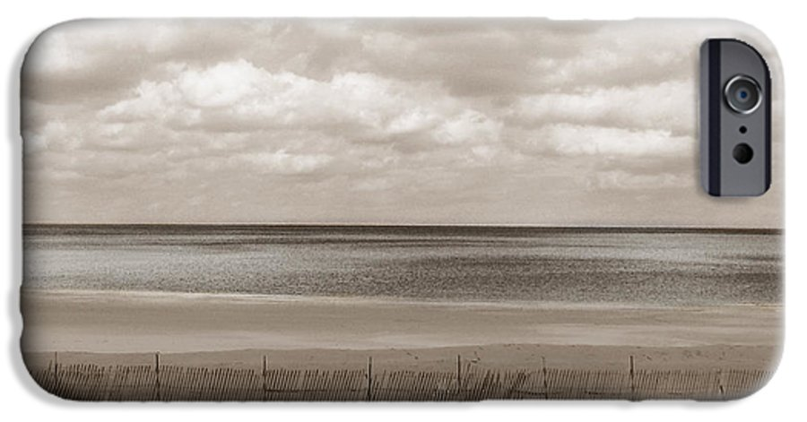 Ocean IPhone 6 Case featuring the photograph The Perfect Sky Is Torn by Dana DiPasquale
