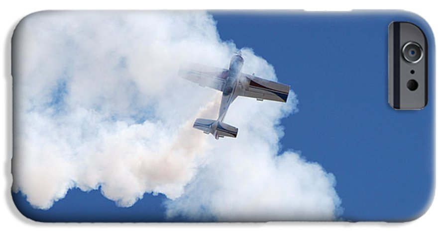 Aircraft IPhone 6 Case featuring the photograph The Stall by Larry Keahey