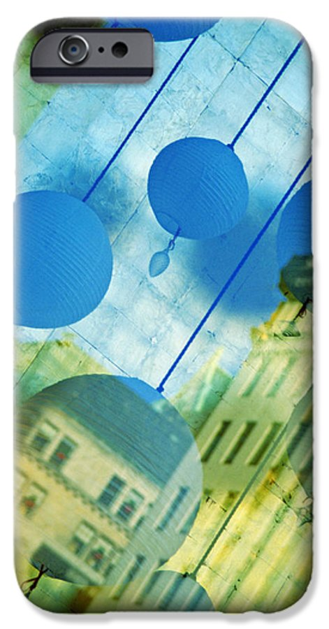 New York IPhone 6 Case featuring the photograph Tiffanys by Skip Hunt