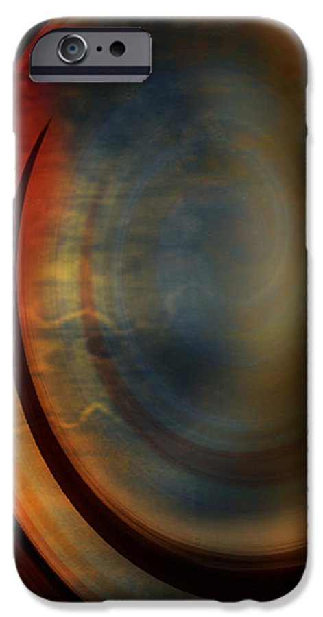 Tuscan 2 IPhone 6 Case featuring the painting Tuscan 2 by Jill English
