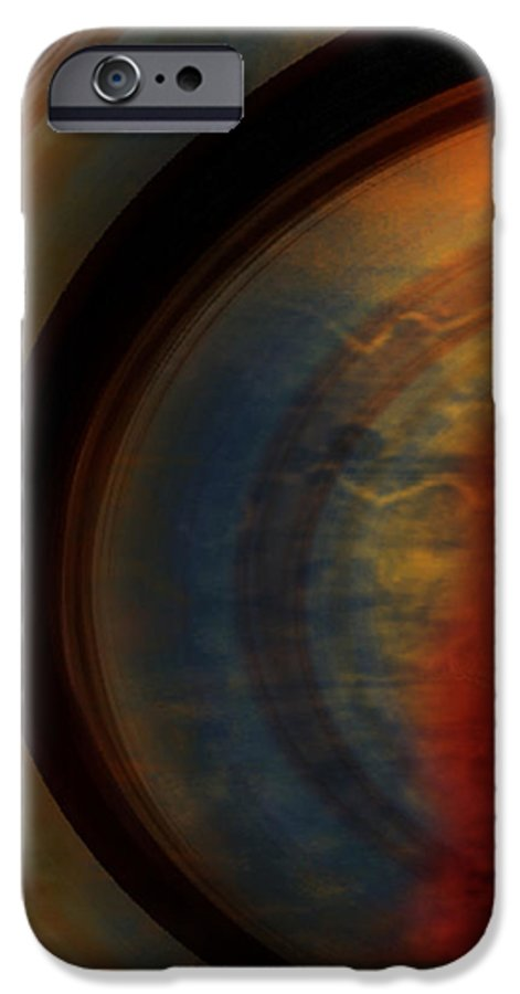 Tuscan IPhone 6 Case featuring the painting Tuscan by Jill English