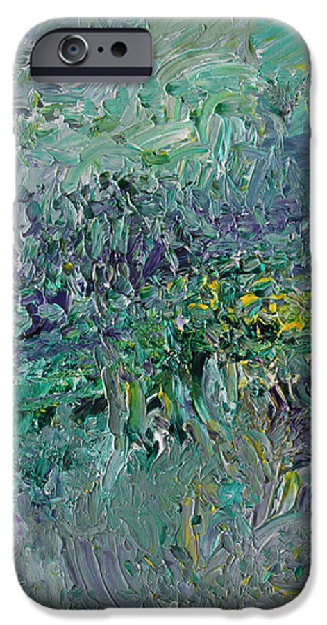 Fusionart IPhone 6 Case featuring the painting Blind Giverny by Ralph White