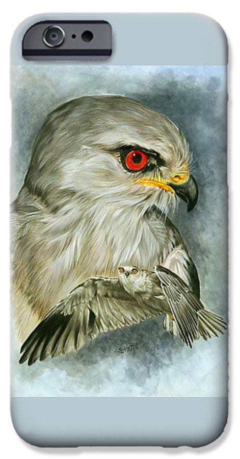 Kite IPhone 6 Case featuring the mixed media Velocity by Barbara Keith