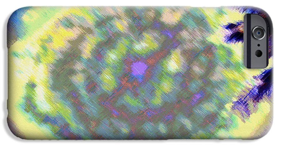 Rainbow Colors Digital IPhone 6 Case featuring the photograph Waho Ka Manawa by Kenneth Grzesik