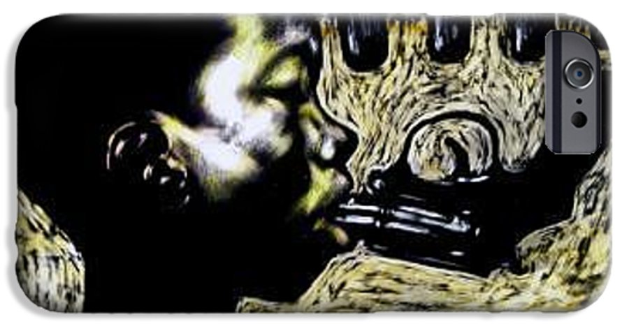 Commentary IPhone 6 Case featuring the mixed media Www. by Chester Elmore