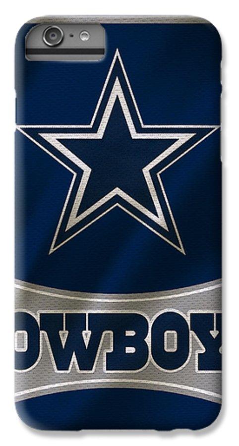 new products b9796 c0a0d Dallas Cowboys Uniform IPhone 6 Plus Case