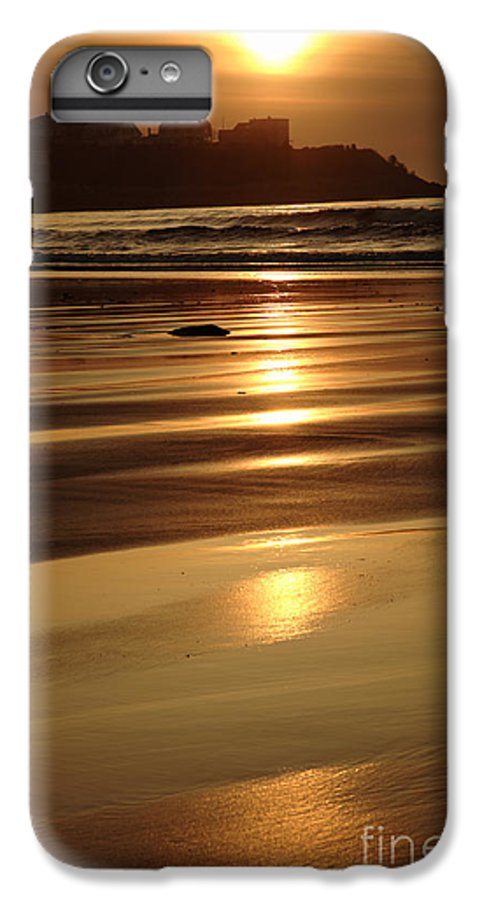 Atlantic Ocean IPhone 6 Plus Case featuring the photograph Hampton Beach New Hampshire Usa by Erin Paul Donovan