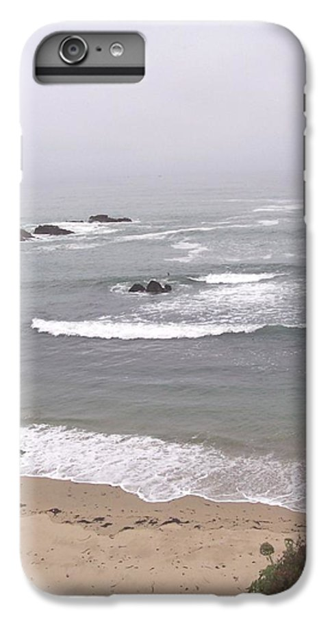 Coast IPhone 6 Plus Case featuring the photograph Coastal Scene 2 by Pharris Art