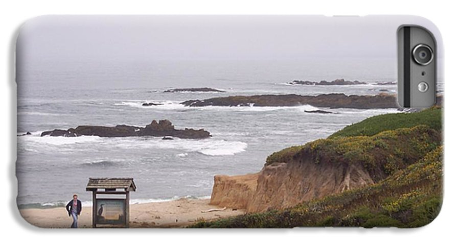 Coast IPhone 6 Plus Case featuring the photograph Coastal Scene 7 by Pharris Art