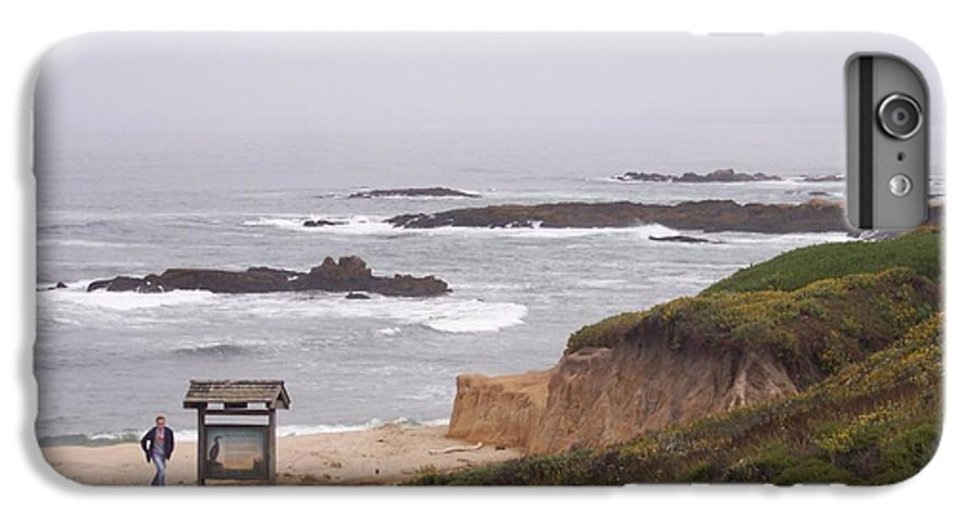 Coast IPhone 6 Plus Case featuring the photograph Coastal Scene 7 by Pharris Art