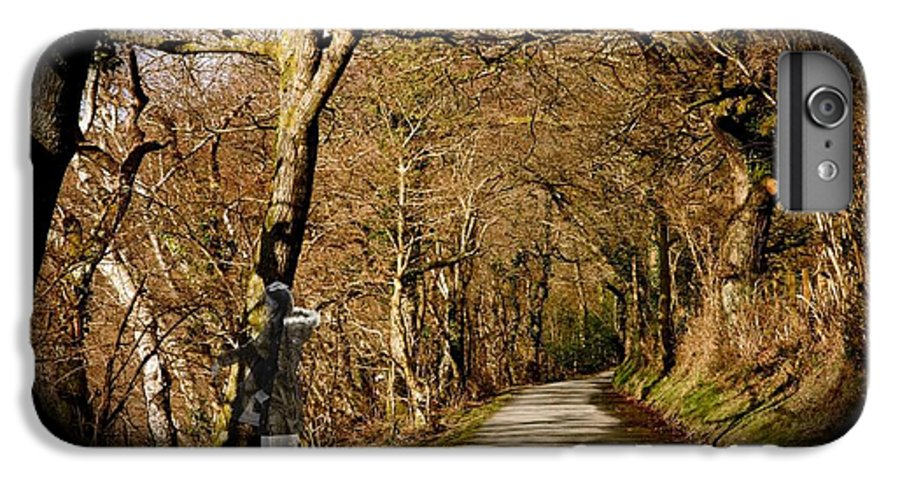 Spirit IPhone 6 Plus Case featuring the photograph Down There by Christopher Rowlands
