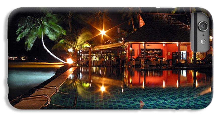 3scape Photos IPhone 6 Plus Case featuring the photograph Koh Samui Beach Resort by Adam Romanowicz