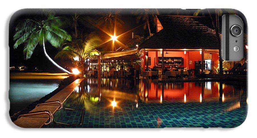 3scape IPhone 6 Plus Case featuring the photograph Koh Samui Beach Resort by Adam Romanowicz