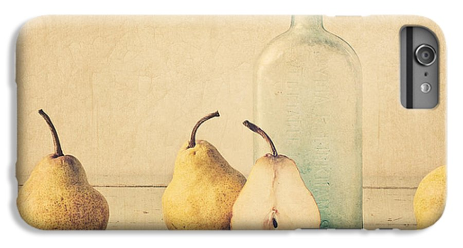 Pear IPhone 6 Plus Case featuring the photograph Quartet by Amy Weiss