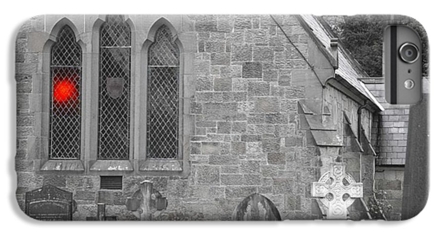 Church IPhone 6 Plus Case featuring the photograph The Church 2 by Christopher Rowlands