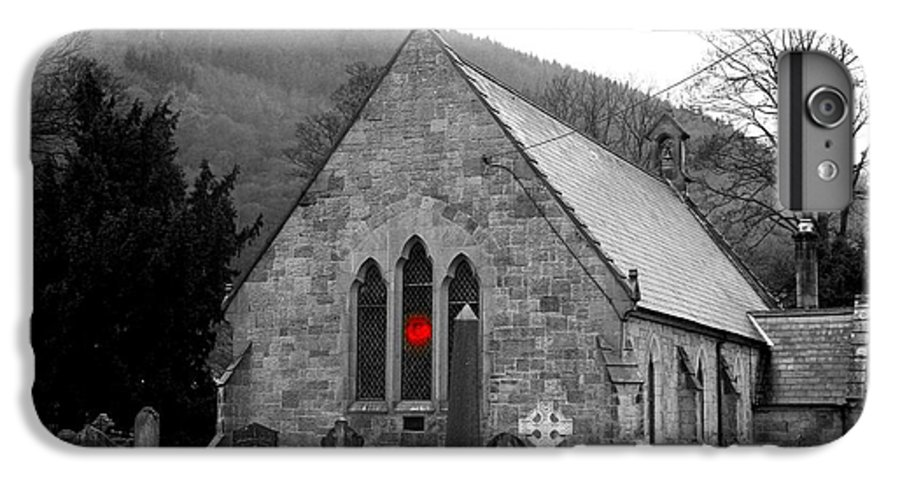 Church IPhone 6 Plus Case featuring the photograph The Church by Christopher Rowlands
