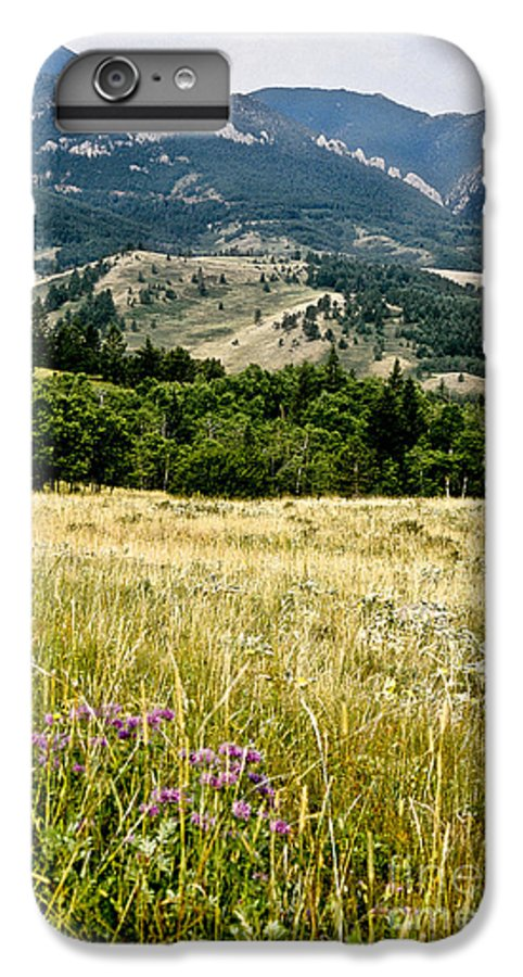 Wilderness IPhone 6 Plus Case featuring the photograph Washake Wilderness by Kathy McClure
